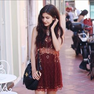 Free People Slip dress XS
